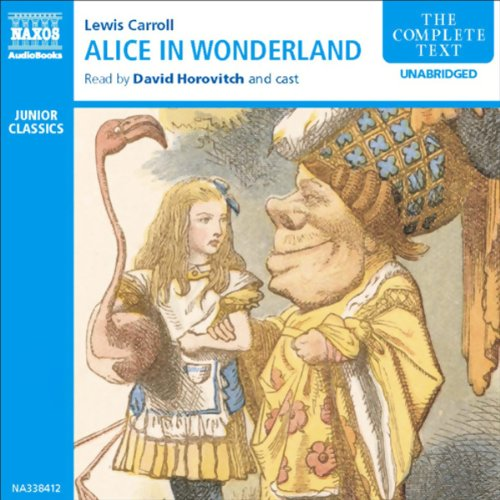 Alice in Wonderland Titelbild
