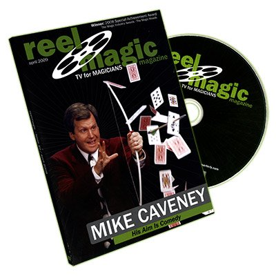 Reel Magic Episode 10 (Mike Caveney)- DVD