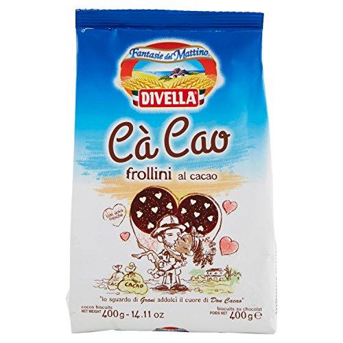 Divella Frollini al Cacao - 400 gr