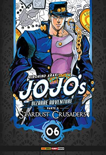 Jojo's Bizarre Adventure – Parte 3 – Stardust Crusaders Vol. 6