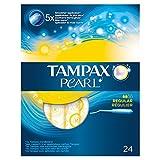 Tampax Pearl Regular Tampones con Aplicador - 24Unidades