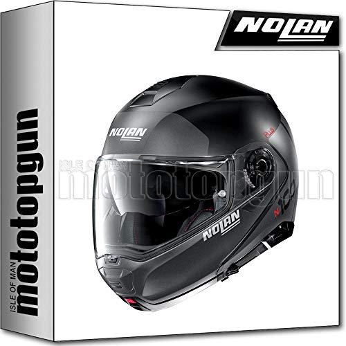 NOLAN CASCO MOTO MODULARE N100-5 PLUS DISTINCTIVE NEGRO MATO 021 SZ. XXXL