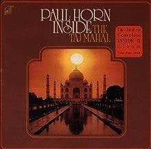 Inside the Taj Mahal and Inside II by Paul Horn