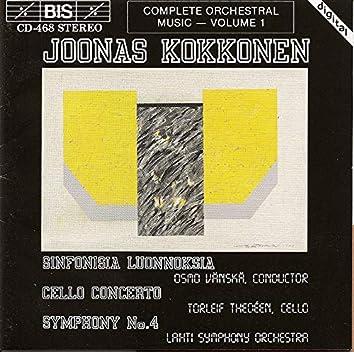 Kokkonen: Complete Kokkonen Edition, Vol. 1