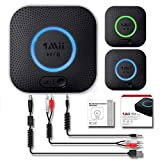 1Mii B06 Plus Bluetooth Receiver, HIFI Wireless Audio Adapter, Bluetooth 4.2 Receiver
