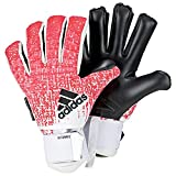adidas Pred Ultimate Goalkeeper Gloves, Unisex Adulto, Multicolor (Active Red/White/Black), 5XL