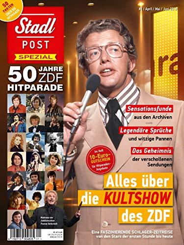 Stadlpost Spezial 50 Jahre ZDF Hitparade: Alles über die Kultshow des ZDF. Eine faszinierende Schlager-Zeitreise von den Stars der ersten Stunde bis heute.