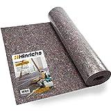 Hinrichs Malervlies 25m - 220g Abdeckvlies mit Anti-Rutsch-Beschichtung - Oberflächenschutz für Maler und Heimwerker