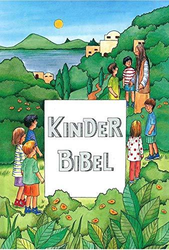 KINDERBIBEL - personalisierte Ausgabe + Geschenkpapier + Geschenkkärtchen