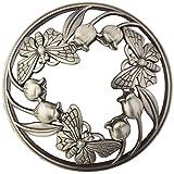 Wakehurst Candelabro de tapas de vela, accesorios para velas (estilo mariposa)