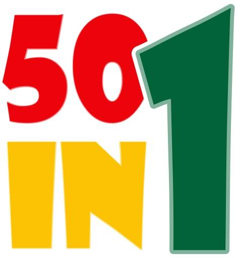 Best 50 IN 1