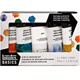 Liquitex BASICS Acrylic Medium Starter Set