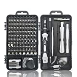 Padarsey Precision Screwdriver Set 115 in 1 Repair Tools Kit with Magnetic Driver
