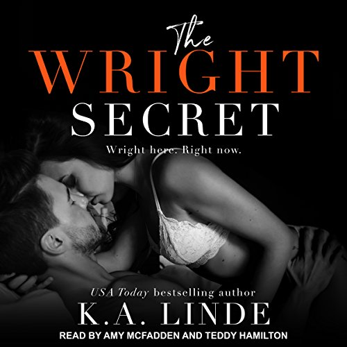 The Wright Secret audiobook cover art