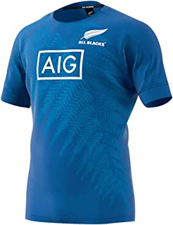 Rugby Jersey Fan T-Shirts Equipo De Nueva Zelanda Maori All Blacks ...