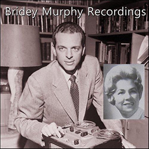 Bridey Murphy Recordings audiobook cover art