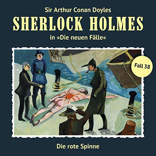 Die rote Spinne: Sherlock Holmes - Die neuen Fälle 38
