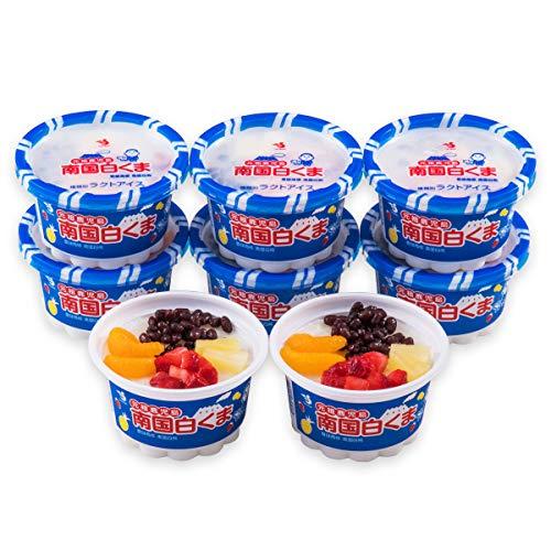 [セイカ食品] 元祖 鹿児島 南国白くま アイス 8個セット / お中元 お歳暮 お取り寄せ 贈答用