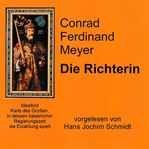 Die Richterin audiobook cover art
