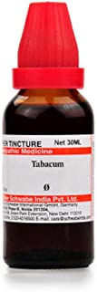 Willmar Schwabe Homeopathy Tabacum Mother Tincture Q (30 ML) by Qualityexport