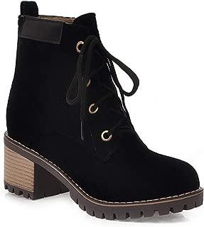 BalaMasa Womens ABS13931 Pu Boots