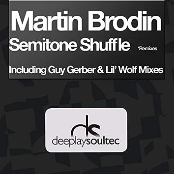 Semitone Shuffle 'Remixes