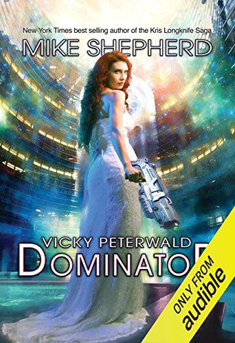Dominator audiobook cover art