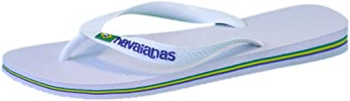 Havaianas Unisex Adults Brasil Logo Flip-Flop