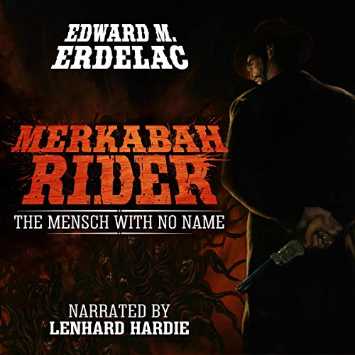 The Mensch with No Name cover art