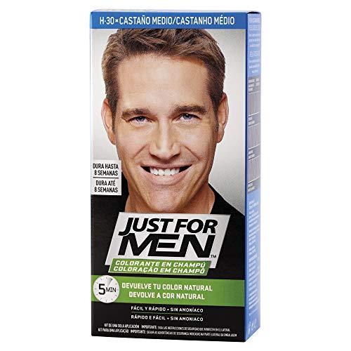Just For Men, Tinte Colorante en champu para el cabello del