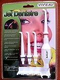 'Viv' Eau JETDENT–Set de irrigador dental con agua (sin conexión eléctrica)