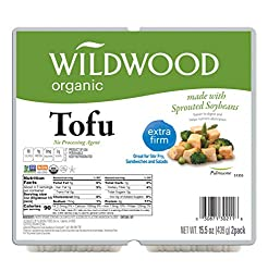 Wildwood, Organic Sproutofu Extra Firm, 15.5 oz