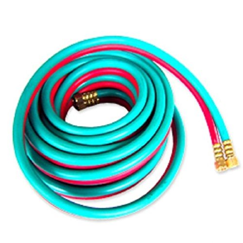 25 Foot Twin Line WELDING HOSE Cutting Torch Oxygen Acetylene Oxy