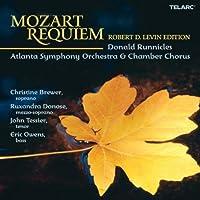 Mozart: Requiem by Runnicles/ASO/Chorus (2005-08-23)