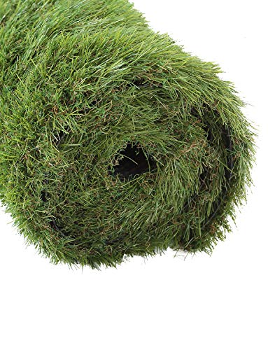 GL Artificial Grass Turf Customized Sizes, Artificial Lawn