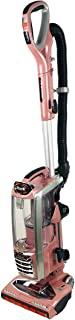 Shark DuoClean Technology Vacuum Cleaner NV801Q Powered Lift-Away Speed Upright with Pet Multi-Tool and Anti-Allergen Complete Seal Technology and HEPA Filter NV801QRG (Renewed) (Smokey Rose)