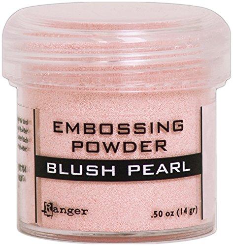 Ranger Blush Pearl Poudre à embosser Matière synthétique Rose 4,4 x 4,4 x 4,4 cm