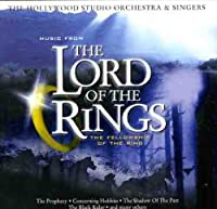 Music From Lord of Ring by Hollywood Studio Orch & Singers (2008-01-13)
