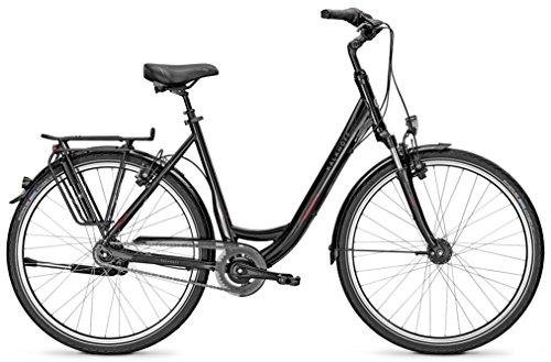 Kalkhoff Agattu XXL 8R HS City Bike 2016 (Magicblack Wave, 55)
