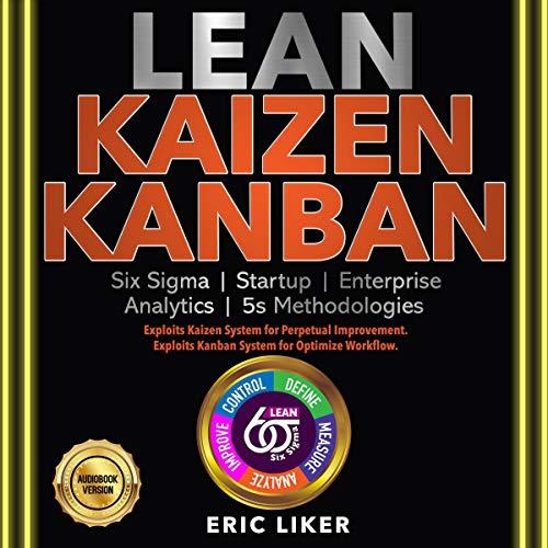 Lean | Kaizen | Kanban audiobook cover art
