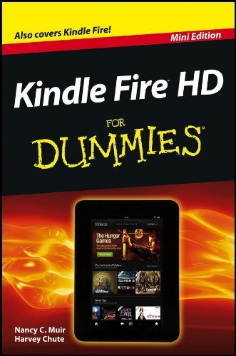 (Mini Edition) Kindle Fire HD FOR DUMMIES (Mini Edition) (2013-05-03)