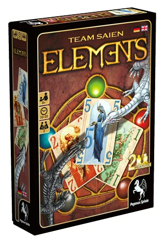 Pegasus Spiele 18280G - Elements