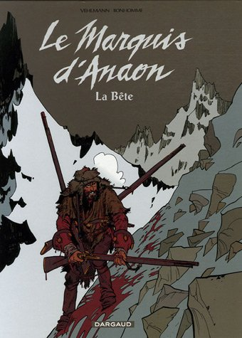 Le Marquis d'Anaon, Tome 4 : La Bête