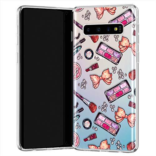 Lex Altern TPU Hülle für Samsung Galaxy S20 Plus 5G S10e Note 10 9 Flexibel Schutz Makeup Niedlich...