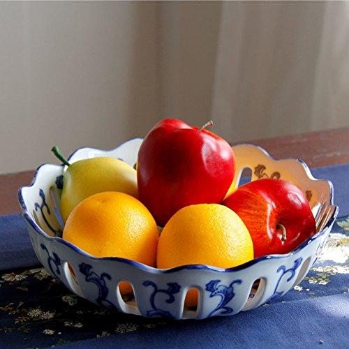 JYXJJKK Plateau de Fruit,Snack Plaque Plateau de Rangement Assiette de Fruits séchée-A