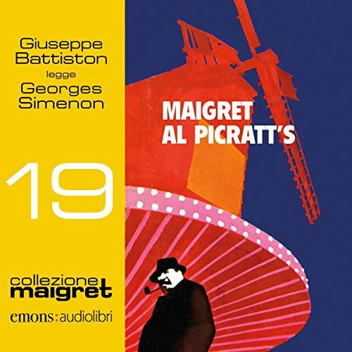 Maigret al Picratt's copertina