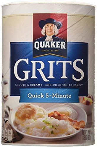 Quaker Grits - Quick 5 Minutes (680g)