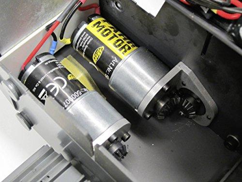Carson 500907106 - Fahr-Getriebemotor Liebherr Laderaupe