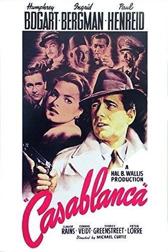 Poster Casablanca (67,5cm x 100cm)