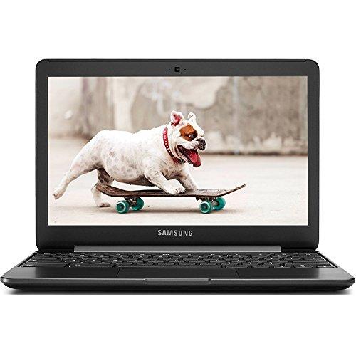 2017 Newest Premium Top Performance Samsung 11.6-inch Chromebook Intel Celeron Dual-Core Processor 2GB RAM 16GB eMMC SSD 802.11AC WIFI HDMI Webcam Bluetooth 11 hour Battery Chrome OS-Black